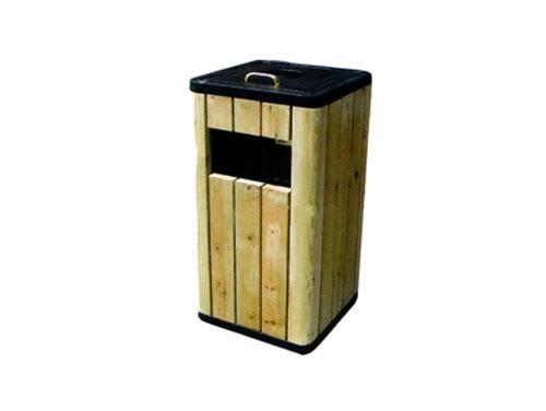 钢木垃圾桶图集,垃圾桶大全