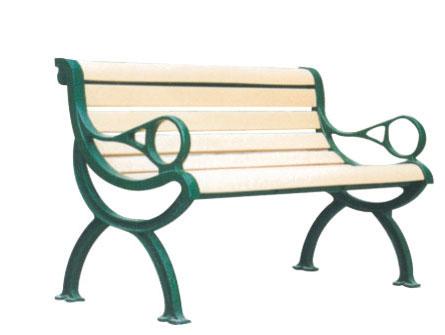 欧式广场 公园 小区 园林休闲椅 HCY023 公园休闲椅,园林休闲椅,防腐木休闲椅,靠背休闲椅