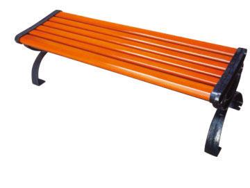 无靠背简易公园 园林休闲椅 HCY024 公园休闲椅,园林休闲椅,防腐木休闲椅,无靠背休闲椅