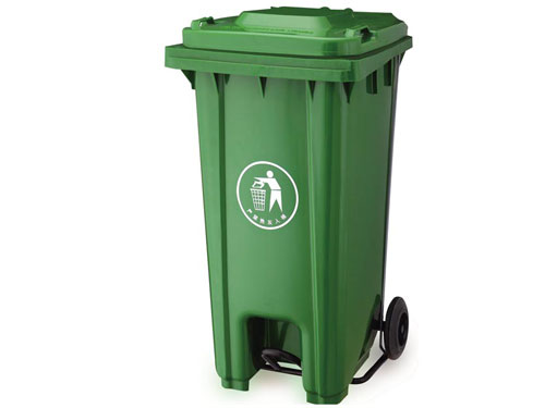 240L脚踏式带盖机械拉杆塑料yabo亚博体育下载单桶 HC4001 带盖塑料yabo亚博体育下载,机械拉杆塑料yabo亚博体育下载,塑料垃圾单桶