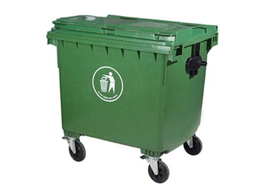 660L塑料垃圾箱 大容量长方形带轮子yabo亚博体育下载 HC4004 翻盖塑料yabo亚博体育下载,方形塑料yabo亚博体育下载,轮轴塑料yabo亚博体育下载