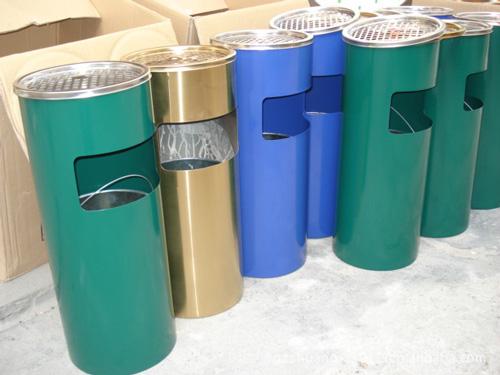 丽格桶不锈钢圆形室内垃圾桶 hc6029