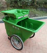 手推塑料垃圾清运车 HCC001,垃圾车,塑料垃圾车,垃圾清运车,塑料清运车