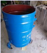 hc2035 铁制垃圾桶,挂车垃圾桶,轮轴垃圾桶,翻盖垃圾桶,环卫大铁桶