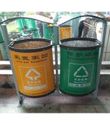 【环畅品牌】双筒分类牛奶盒垃圾桶 HC8003