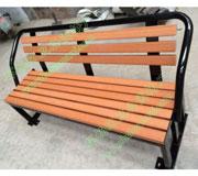 宽面靠背公园 园林休闲椅 HCY045,公园休闲椅,园林休闲椅,防腐木休闲椅,靠背休闲椅