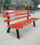 简约靠背休闲椅 性价比第一 HCY008,靠背休闲椅,户外休闲椅,广场休闲椅,小区休闲椅