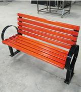 斜靠背公园 园林休闲椅 HCY028,公园休闲椅,园林休闲椅,防腐木休闲椅,靠背休闲椅