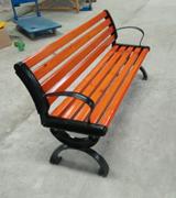 【环畅品牌】HCy057小区靠背椅 扶手椅 公园长凳