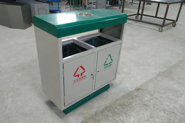 钢制垃圾桶 HC2207