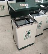 HC2026 高档钢制垃圾桶,室内果皮箱,金属垃圾桶,侧投口垃圾桶