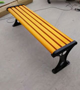 户外公园 园林休闲椅 HCY006,公园休闲椅,园林休闲椅,防腐木休闲椅,无靠背休闲椅