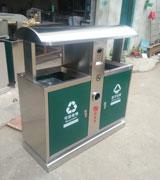 不锈钢垃圾桶 户外分类垃圾箱 HC1201,不锈钢垃圾桶,景区垃圾箱,垃圾桶垃圾箱,分类垃圾桶