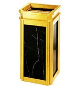 【环畅品牌】方形上投口靠墙式座地烟灰桶 HC5002
