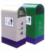 移动不锈钢垃圾桶 HC1016,不锈钢垃圾桶,圆形垃圾桶,不锈钢单筒垃圾桶