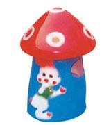 【环畅品牌】小蘑菇玻璃钢yabo亚博体育下载 HC9011