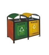 【环畅品牌】方形分类牛奶盒垃圾桶 HC8001