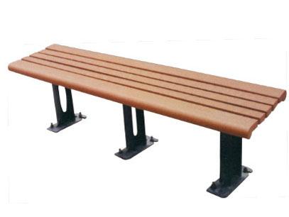 【环畅品牌】无靠背长凳公园休闲椅 HCY002