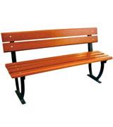 简洁公园 园林休闲椅 HCY022,公园休闲椅,园林休闲椅,防腐木休闲椅,靠背休闲椅