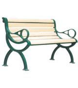 欧式广场 公园 小区 园林休闲椅 HCY023,公园休闲椅,园林休闲椅,防腐木休闲椅,靠背休闲椅