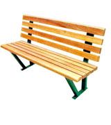 公园 园林休闲椅 HCY027,公园休闲椅,园林休闲椅,防腐木休闲椅,靠背休闲椅