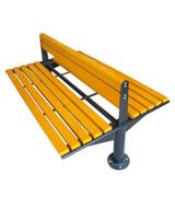 双座位靠背公园 园林休闲椅 HCY043,公园休闲椅,园林休闲椅,防腐木休闲椅,靠背休闲椅,双排座靠背休闲椅