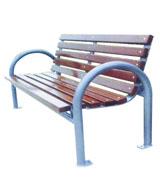 广场靠背公园 园林休闲椅 HCY046,公园休闲椅,园林休闲椅,防腐木休闲椅,靠背休闲椅