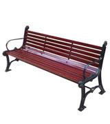 户外靠背公园 园林休闲椅 HCY047,公园休闲椅,园林休闲椅,防腐木休闲椅,靠背休闲椅