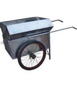 城市手推人力垃圾清运车 HCC012,垃圾清运车,手推垃圾车
