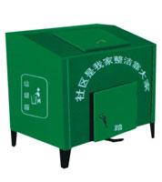 钢制垃圾回收房 HCF001,垃圾房,钢制垃圾房