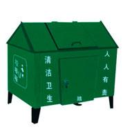 小区亚博下载ios大容积垃圾房 HCF002,亚博下载ios垃圾房,垃圾房,大容积垃圾房