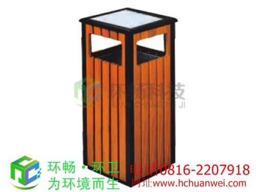 如何选购钢木木条垃圾桶和防腐木果皮箱