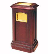 皇宫坐地烟灰桶室内垃圾桶(钛金) HC6002,室内垃圾桶,酒店垃圾桶,茶楼垃圾桶