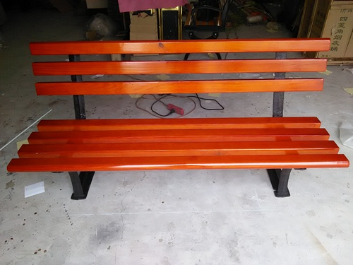 公园休闲座椅/小区休闲椅/户外休闲椅/铸铁休闲椅 HCY058