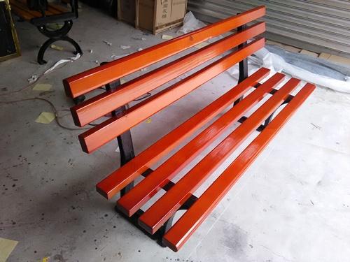 靠背休闲座椅 小区休闲椅 公园休闲椅  广场休闲椅 HCY058