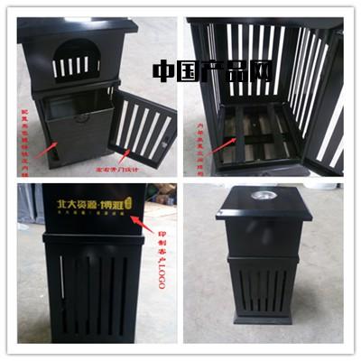 环畅钢制公园垃圾桶 环畅垃圾桶厂 www.hchuanwei.com