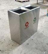 不锈钢分类垃圾桶,不锈钢,分类,垃圾桶,